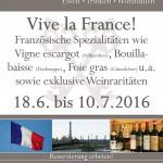 Französische Spezi 2016